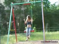 Secret movie of my girl peeing