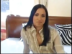 Dirty Alexa Mayis is crazy about giving head and getting anal