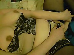 jace spreads and rubs her pussy