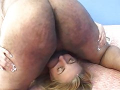 Randy Tiffany Rose 69's this disgusting fat fuck