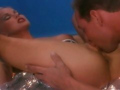 Sultry Sylvia Saint cums from the pleasure of getting her sweet pussy licked