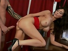 Porn Momma Diana Prince feels so precious getting real banged on her twat behind