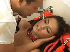 Maria ozawa gets bound and humiliate scene