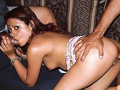 Sexy indian trio
