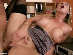 Bitchy Tanya Tate can not live out of the Pleasure of getting real boned in her juicy fur pie