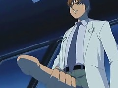 Anime Doctor is banging one of his nurses