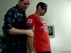 Amazing stud gets his hot dick sucked