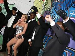 Krissy Lynn gangbang porn movie scenes