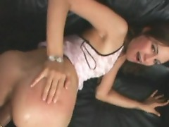 Lusty lover Amber Rayne Wanted nothing greater amount than getting jizzed after fucking