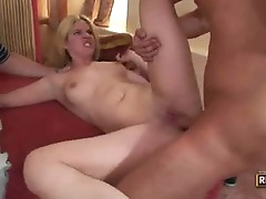 Angelina Valentine hairless slot rammed in group actionion