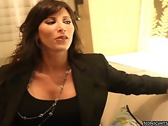 Busty Lezley Zen Has Intense Rough Sex