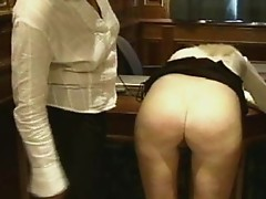 Fat a-hole caning