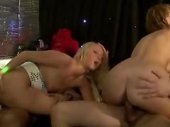 Bibi Fox Enjoy hard sex orgy with lustful allies