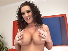 Sweet chick Jayden Jaymes got her mouth fucked now