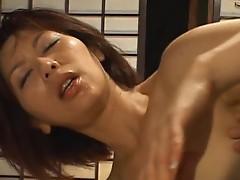 Chisato Shouda Amazing mature Japanese video
