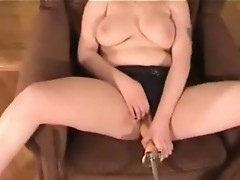 Momma has amazing orgasm with enormous