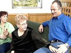 Wicked elderly plumpers