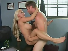 Sexy lover Holly Halston getting drilled so good she can't wait to get gooed