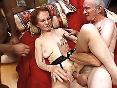 Raw grandma trio