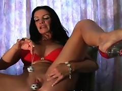 Kinky Carmen at play