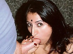 Indian Gupet oral job
