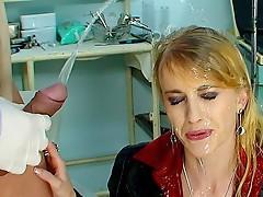 Make sure that babe receives a proper orgasm!