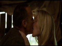 Amy locane - carried away in a hot scene !!!!