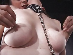 Hanging nipples