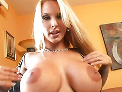 Holly Halston double air bags