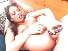 Assault on Vanessa Lane's butt