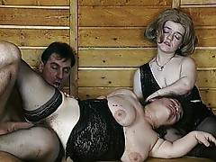 Horny midgets chicks get fucked