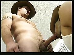 Wild hot west