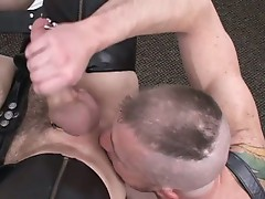 Sweet gay blowjobs for these hot men