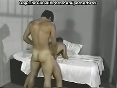 Gay movie with jailmate doggy fuck
