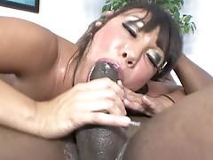 Hot brunette gets fucked up by her boyfriend