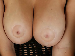 Large round knockers