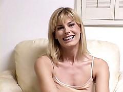 Gorgeous wife Darryl pleasured