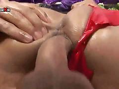 Klarisa leone gets toyed, fisted, fucked, and sucks