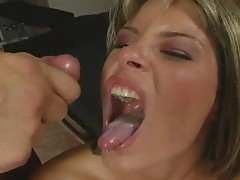 Honey Lora Craft opens her Mouth and acquires the flawless blast that chick always craved