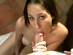 Mia lelani loves to suck cock