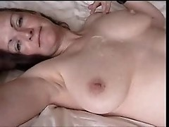 Beauty mature milf mom blowjob fucked and facial sperm cumshot 3