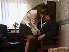 juliet seduces her old uncle