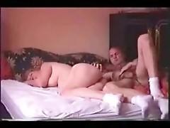 A proper husband and wife fuck