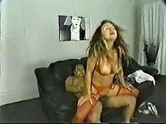MILF fucked by two