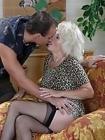 Older Women Are My Weakness