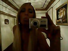 Shemale KarinaTSHot Showing Boobs