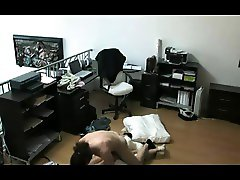 Horny Guys Caught Fucking in the Office