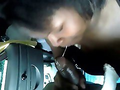 cute black ebony takes load in face she cant believe it!!!