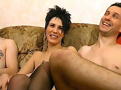 great anal with french chick