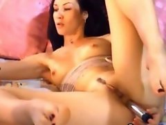 Soaking Wet Creamy Pussy Orgasm HD